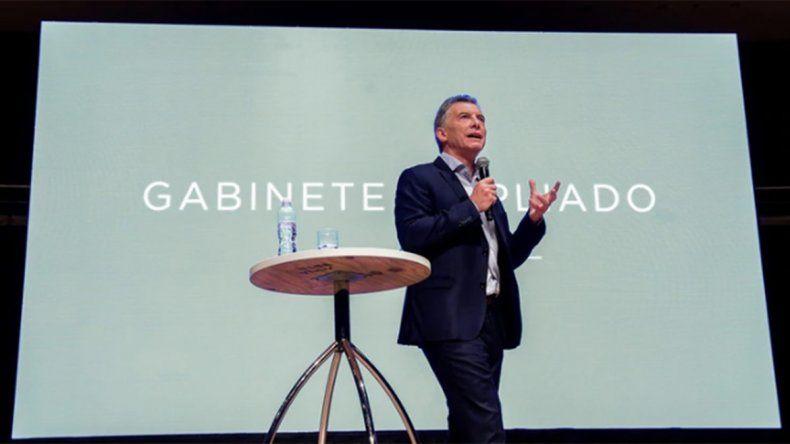 Macri  ante el gabinete ampliado: El dolor nos está haciendo crecer