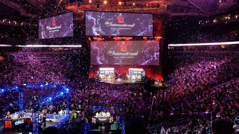 ¡32 millones de dólares como premio en un torneo virtual!