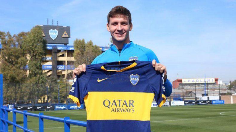 Soldano debutaría en Boca ante Aldosivi el domingo