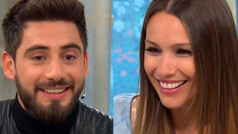 El cara a cara de Nico Occhiato y Pampita: Sos una linda chica