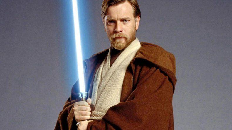 Ewan McGregor volverá a ser Obi-Wan Kenobi en universo Star Wars
