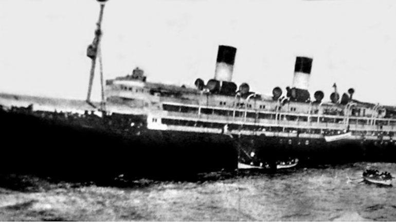 Historia de un naufragio, una misteriosa  desaparición y un regreso inesperado