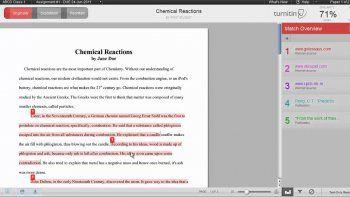 google limita el copiar y pegar para los alumnos