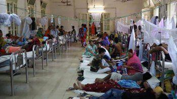 bangladesh: un fuerte brote de dengue deja 40 muertos
