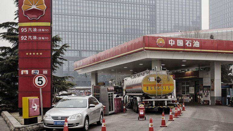 PetroChina dejará de comprarle crudo a Venezuela