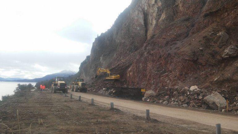 La Ruta 40 casi está despejada y avanzarán en las tareas de seguridad