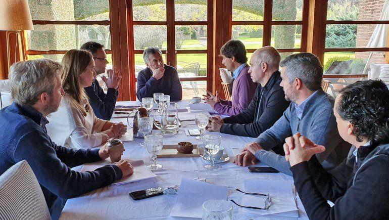 Macri le transmitió las prioridades de la gestión a Lacunza