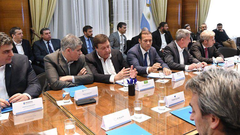 Gutiérrez, tras la reunión en Hacienda: Nación se comprometió a corregir el decreto