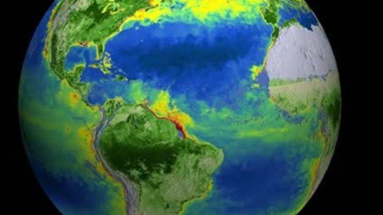 La NASA reveló cómo verían  a la Tierra los extraterrestres