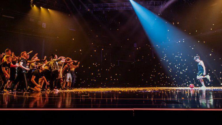 El show de Messi del Cirque du Soleil llega en junio del 2020