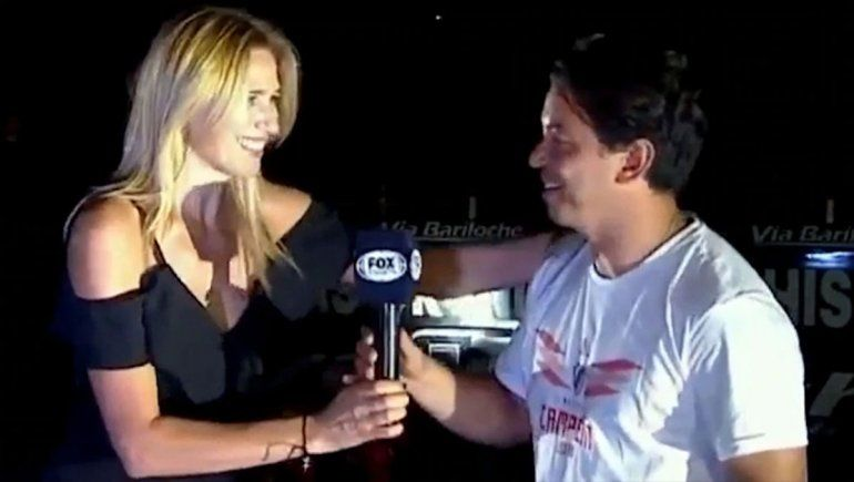 Alina Moine habló sobre los rumores de romance con Marcelo Gallardo: Tenemos una buena relación