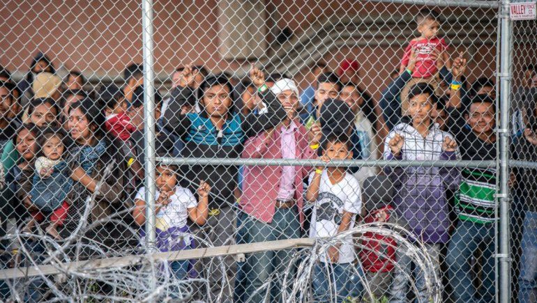 Trump detendrá a niños migrantes indefinidamente