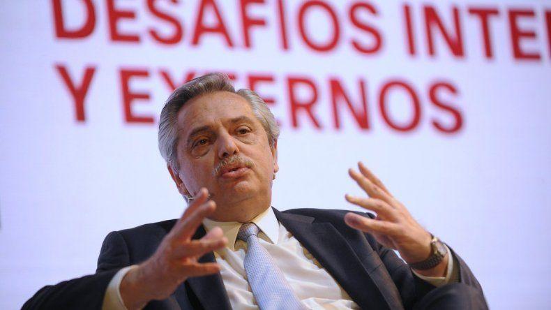 Fernández: Argentina no tiene ninguna posibilidad de caer en default si yo soy Presidente