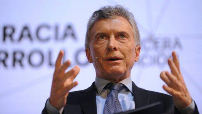 Macri: No va a haber más cambios en el Gabinete