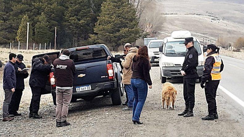 Detuvieron a una mujer en Junín de los Andes con diez kilos de joyas de contrabando