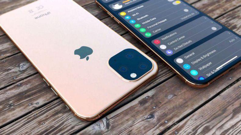 El iPhone 11 Pro traería un sistema anti roturas