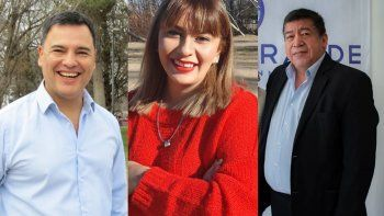 a dias de las elecciones, colectora cambio su candidato a intendente