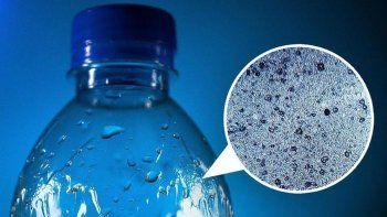 los microplasticos en el agua potable aun no representan dano