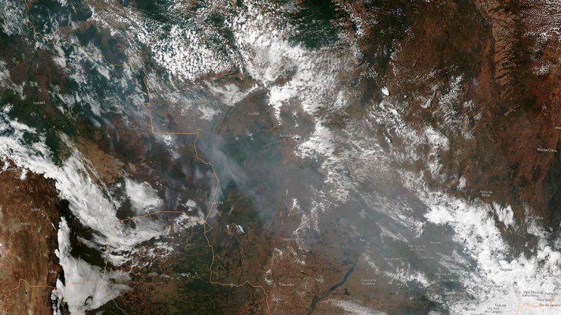 La amenaza de Irlanda al Mercosur por los incendios