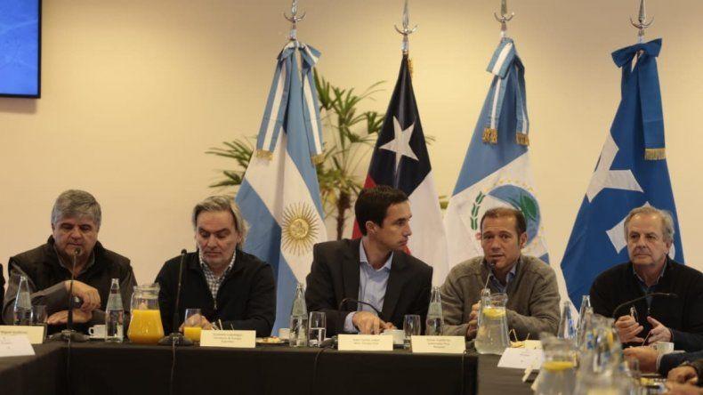Gutiérrez: Vimos una apertura completa para la integración energética con Chile