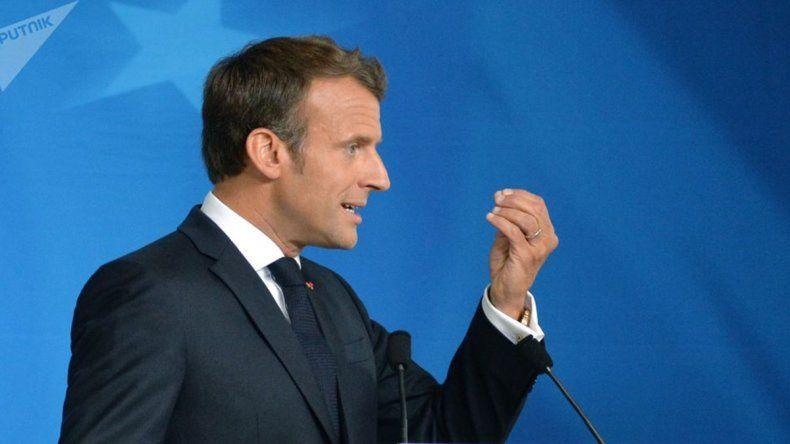 Francia acusa a Bolsonaro de mentir