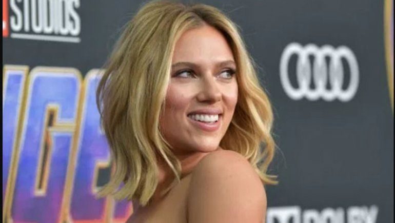 Scarlett Johansson, la actriz mejor paga de Hollywood