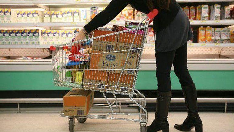Las ventas de los súper neuquinos crecen por encima del promedio