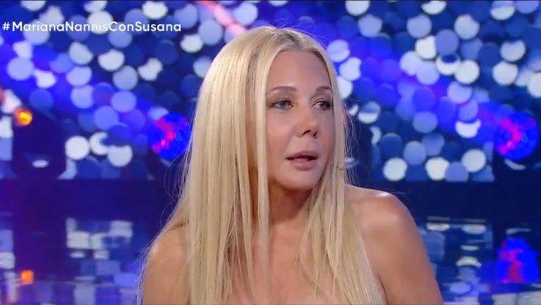 La fortuna que le reclama Mariana Nannis al Pájaro por el divorcio