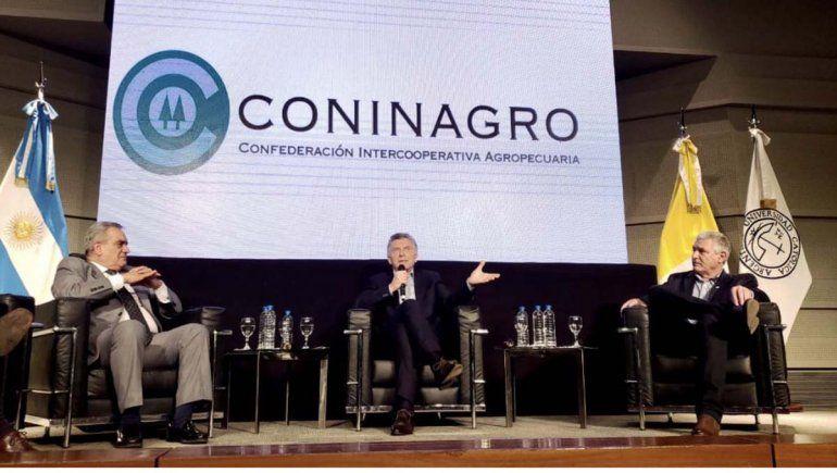 Macri vaticinó que la inflación de agosto será del tres coma algo