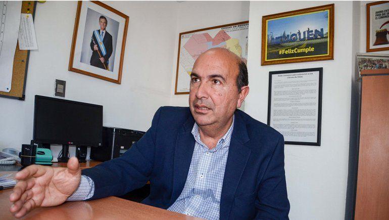 El medioambiente, eje en la agenda de Marcelo Bermúdez