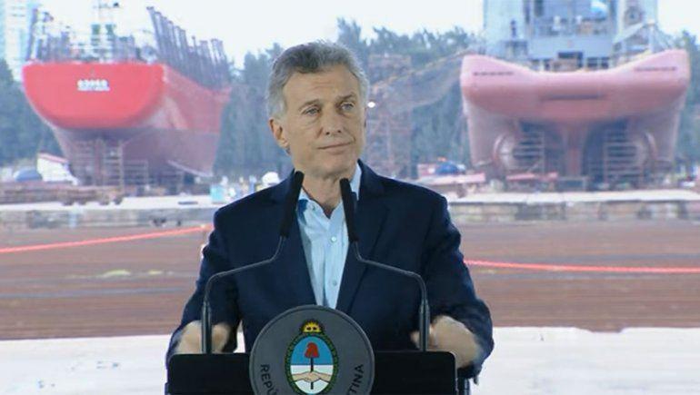 Macri: Me hago cargo de lo que está pasando