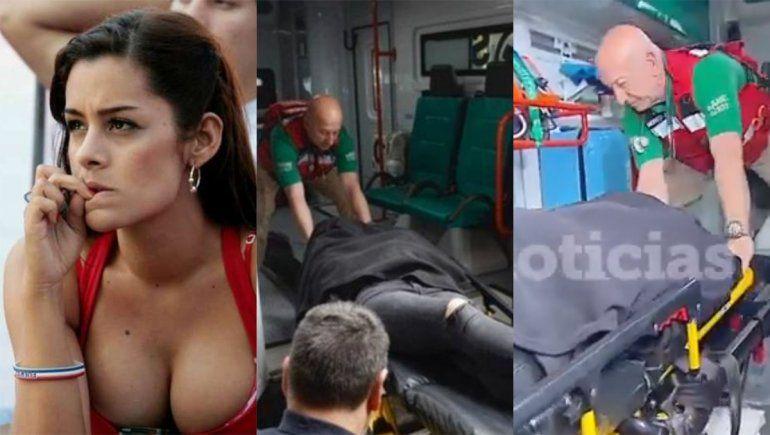 Tras conocer la condena de Fabbro, Larissa Riquelme se desmayó