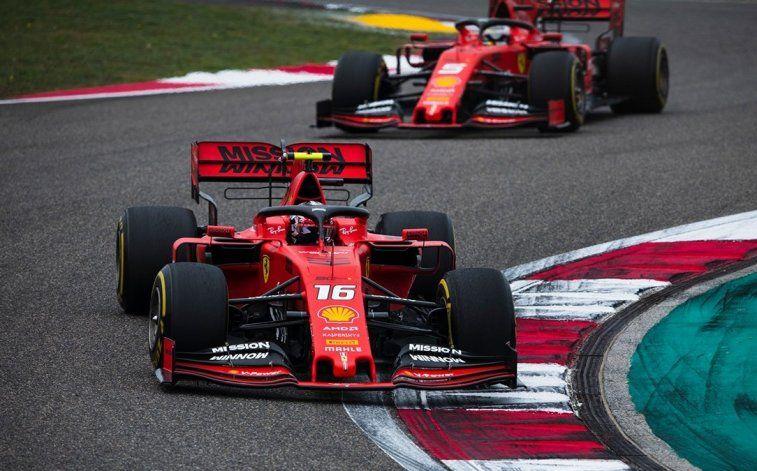Charles Leclerc y Ferrari se quedaron con la referencia del viernes de la F1