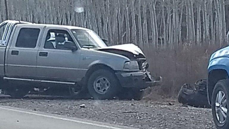 Ruta 7: robó una camioneta y cayó tras una persecución en la que provocó un choque en cadena