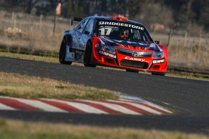 Matías Rossi, el poleman del Top Race en Olavarría