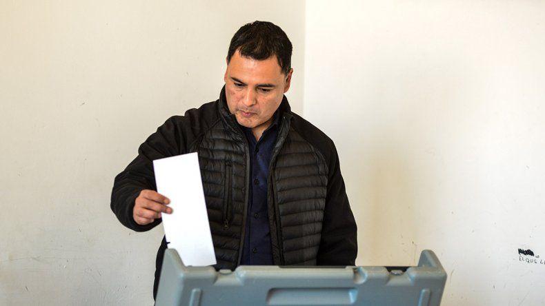 Gabriel Valenzuela insiste con ocupar una banca en el Deliberante de Plottier