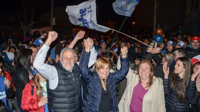 El oficialismo se impuso en Plottier: Gloria Ruiz sucederá a Peressini