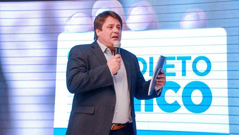 Por el crimen de Cielo, Mariano Gaido canceló el acto de cierre de campaña