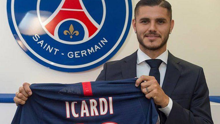 Fin del sueño Xeneize: PSG oficializó la llegada de Icardi