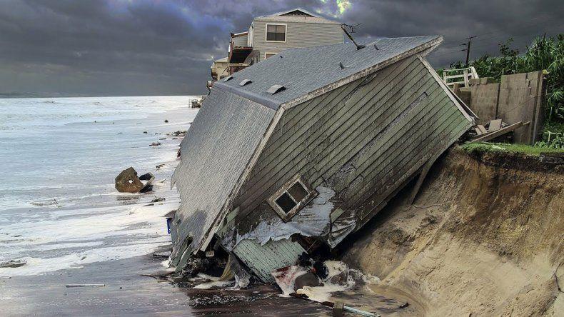 El huracán Dorian arrasó Bahamas: cinco muertos