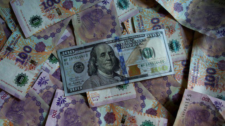 Un poco de aire: se hunde el dólar Contado con Liqui