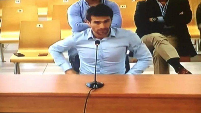 Plata sucia: Ponzio admitió haber recibido 85 mil euros que luego devolvió