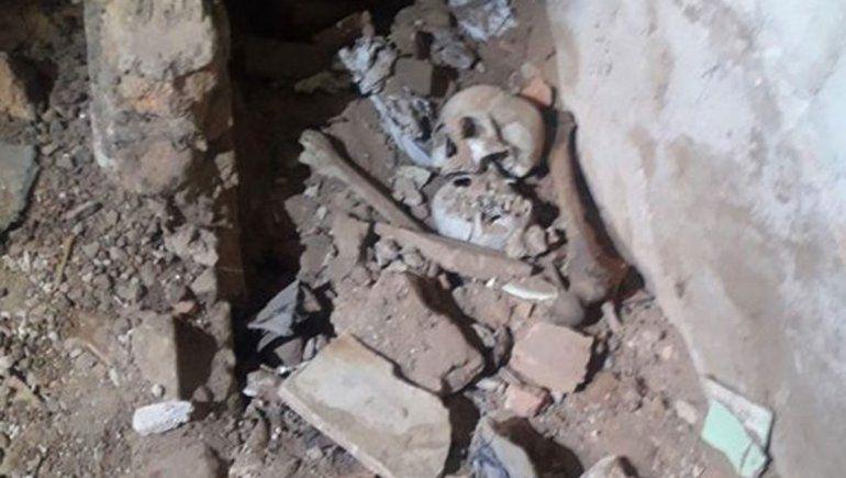 Hallan restos óseos en una mansión del dictador paraguayo Stroessner