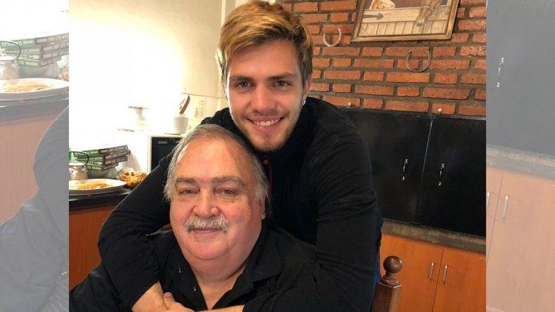 Centurión: A mi abuelo le hubiera encantado verme