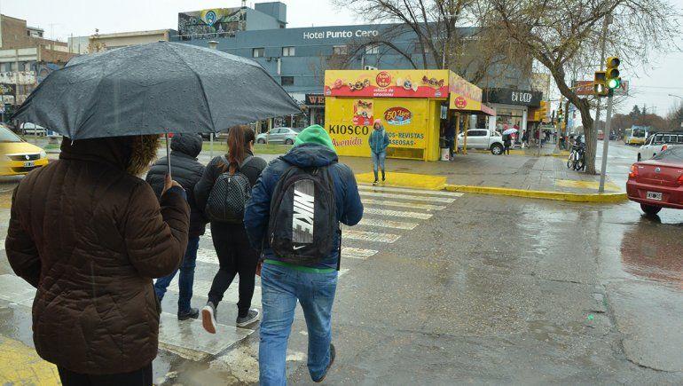 Hasta cuándo sigue la lluvia: cómo estará el tiempo en la semana