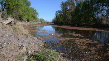 piden que no se olviden de remediar el rio limay