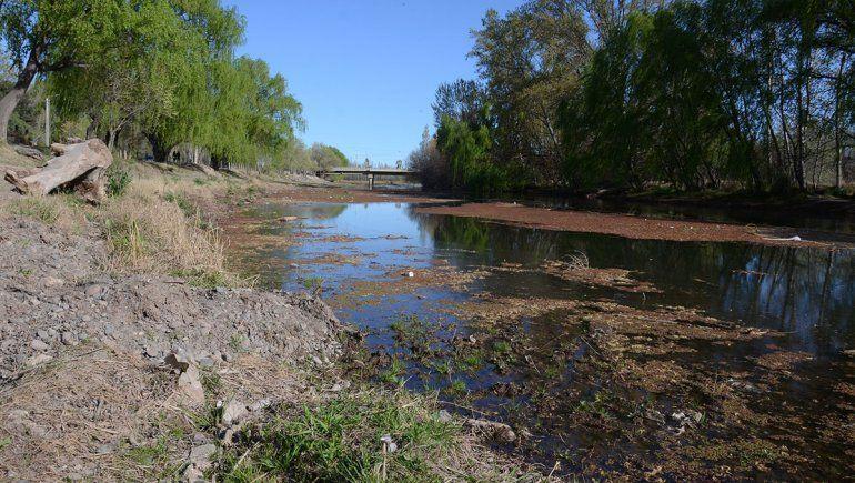 Piden que no se olviden de remediar el río Limay