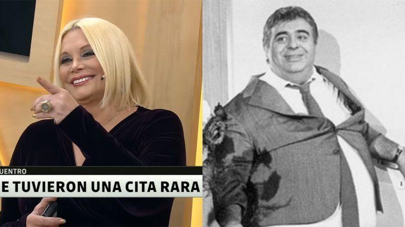 Las divertidas y fallidas idas al telo de Carmen Barbieri y el Gordo Porcel