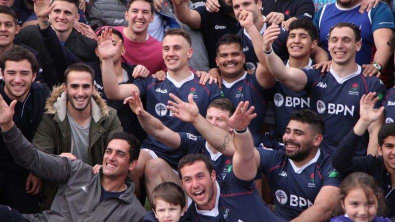 Tarde soñada para Neuquén Rugby: triunfo, permanencia y el pase a semi