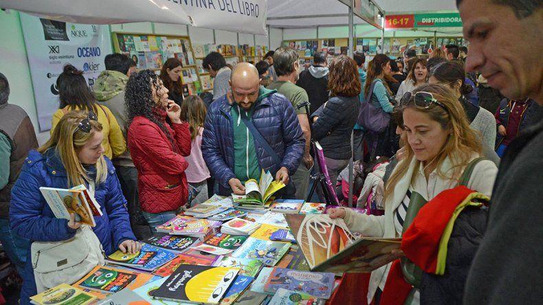 La Feria del Libro atrajo a más de 100.000 visitantes